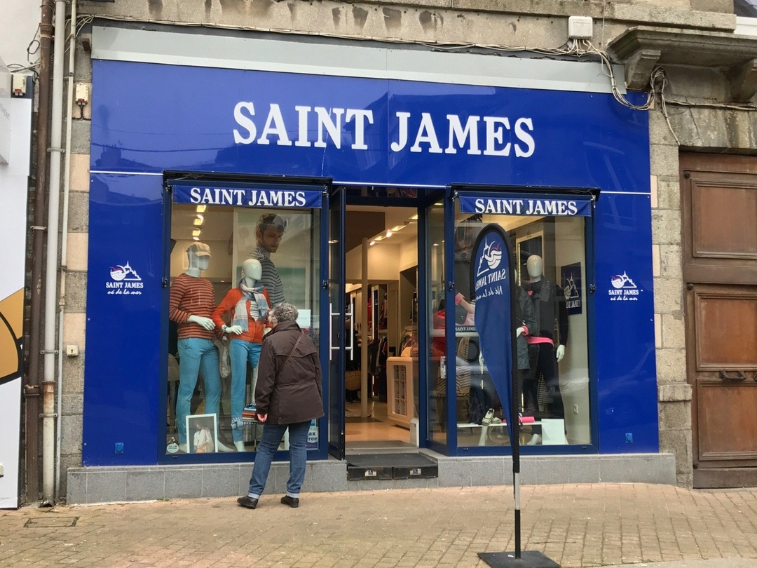 Photo du 18 mars 2017 11:09, Saint James Boutique, 22 Rue Lecampion, 50400 Granville, France