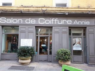 Photo du 19 mars 2018 13:30, Salon de coiffure Annie, 4 Rue Tournefort, Aix-en-Provence, France