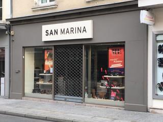 Foto vom 19. November 2017 17:56, San Marina, 25 Rue du Général de Gaulle, 53000 Laval, France