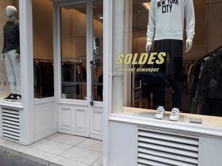 Photo du 20 juillet 2018 17:35, Sandro, 124 Rue de Courcelles, 75017 Paris, France