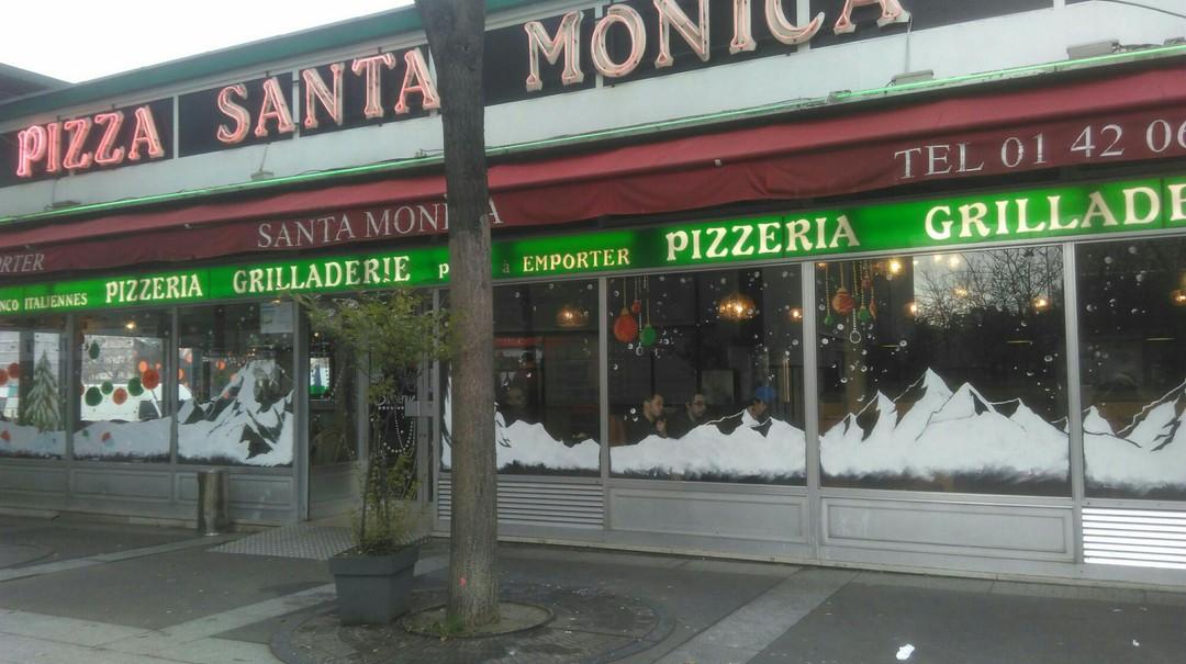 Foto del 19 de diciembre de 2017 12:39, Santa Monica, 15, Rue Henri Ribière, 75019 Paris, Francia