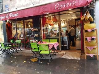 Foto vom 13. September 2017 12:23, Sapori di parma, 80 Avenue de Suffren, 75015 Paris, France
