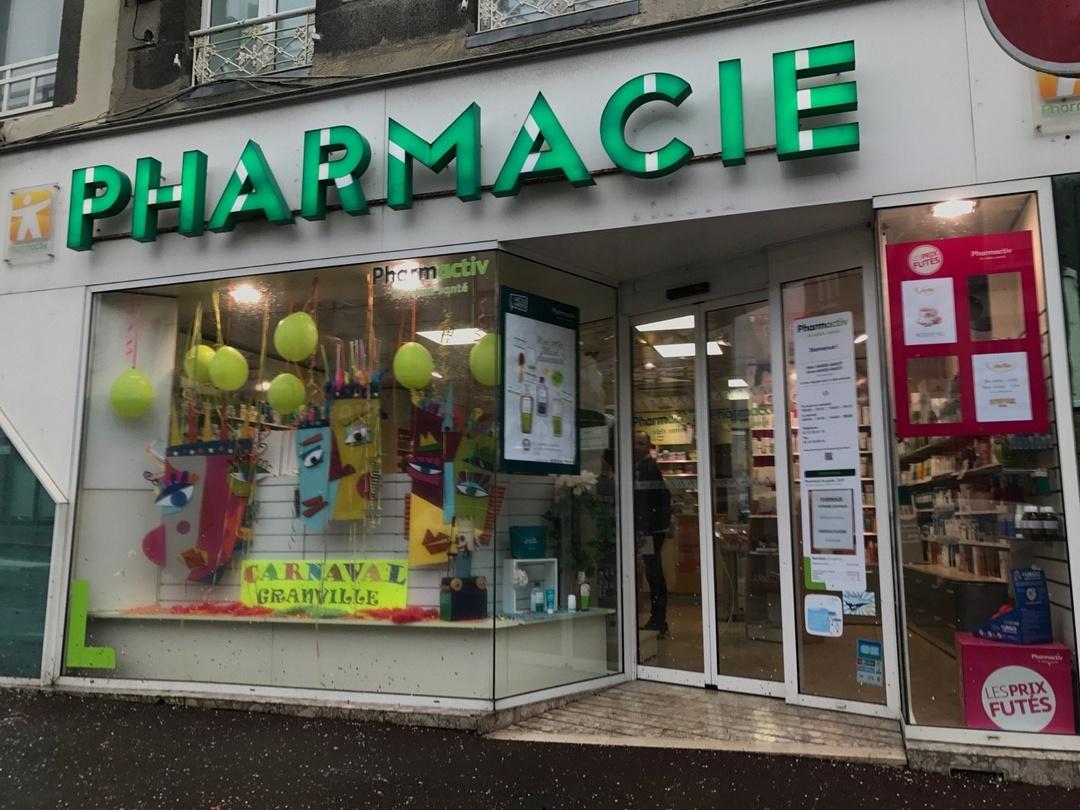 Photo du 1 mars 2017 10:35, Sarl Pharmacie Marie-amiot, 2 Avenue du Maréchal Leclerc, 50400 Granville, France