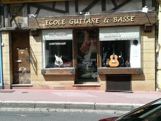 Photo of the August 9, 2017 11:57 AM, Ecole Guitare et Basse, 12 Rue Pasteur, 71100 Chalon-sur-Saône, France