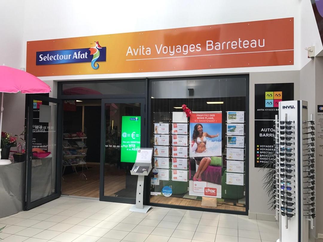 Foto del 27 de mayo de 2017 9:51, Selectour - Avita Voyages Barreteau, 86 Avenue des Sables, 85440 Talmont-Saint-Hilaire, Francia