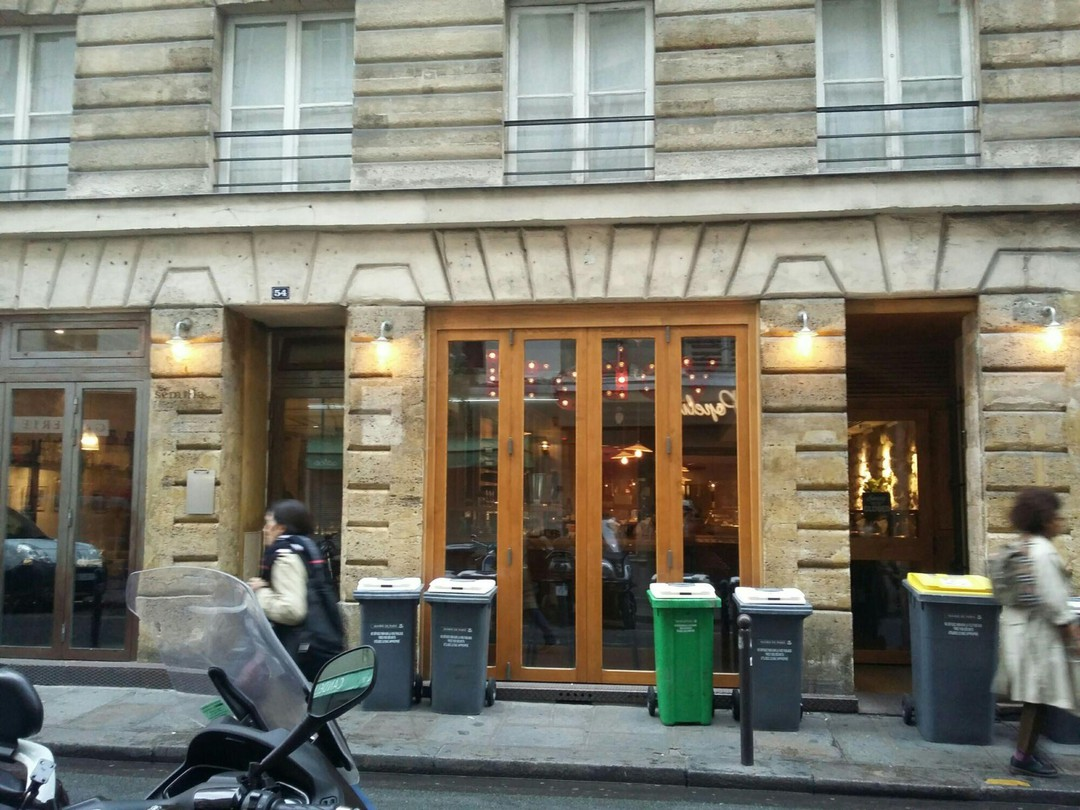 Photo du 4 novembre 2017 10:03, Semilla, 54 Rue de Seine, 75006 Paris, France