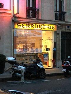 Photo of the November 23, 2016 4:06 PM, Serrurerie Ateliers Lauriston, 53 Rue Lauriston, 75116 Paris, France