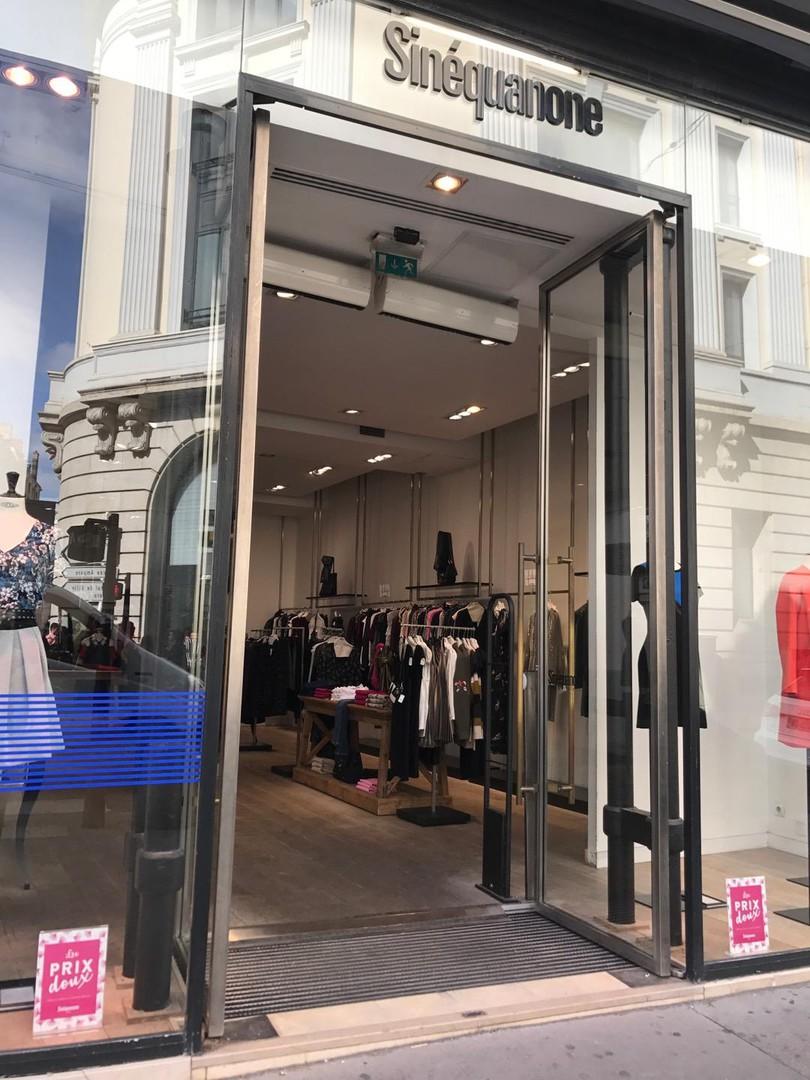 Foto del 12 de septiembre de 2017 13:39, Sinequanone, 54 Rue du Président Edouard Herriot, 69002 Lyon, Francia