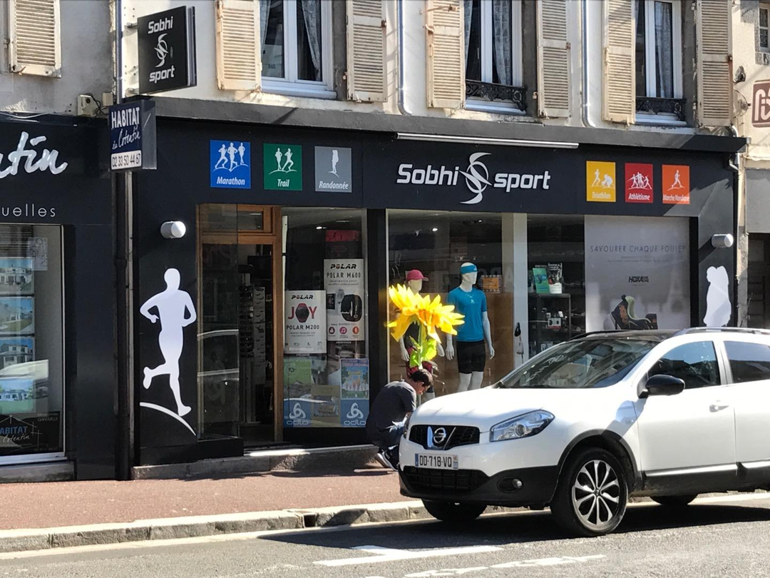Photo of the June 1, 2017 4:38 PM, Sobhi Sport, 106 Rue Couraye, 50400 Granville, France