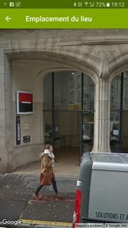 Foto vom 18. November 2017 18:13, Société Générale SA, 42 Rue Saint-Dizier, 54000 Nancy, France