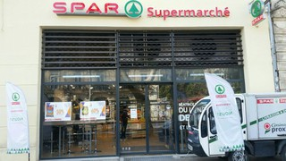 Photo of the February 22, 2018 10:25 AM, Spar, 19 Cours Gambetta, 34000 Montpellier, France