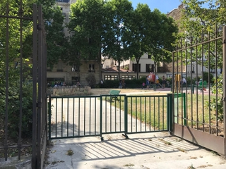 Photo of the June 24, 2017 3:32 PM, Square André Malraux, 94300 Vincennes, France