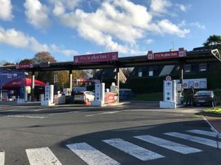 Foto del 13 de noviembre de 2017 9:16, Station-Service Carrefour Saint-Lô, 281 Rue de la Trapinière, 50000 Saint-Lô, France