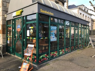 Photo of the March 10, 2017 3:53 PM, Subway, 1 Cours Jonville, 50400 Granville, France