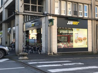 Photo of the October 4, 2017 2:15 PM, Subway, 20 Place Général de Gaulle, 50000 Saint-Lô, France