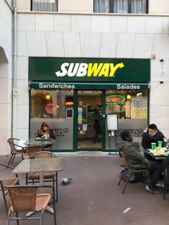 Photo of the November 22, 2017 1:02 PM, Subway, 5 Rue Robert Schuman, 95880 Enghien-les-Bains, Frankreich