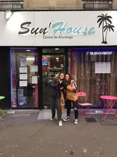 Photo du 26 décembre 2017 13:40, Sun'House, 74 Avenue Jean Jaurès, 75019 Paris, Francia