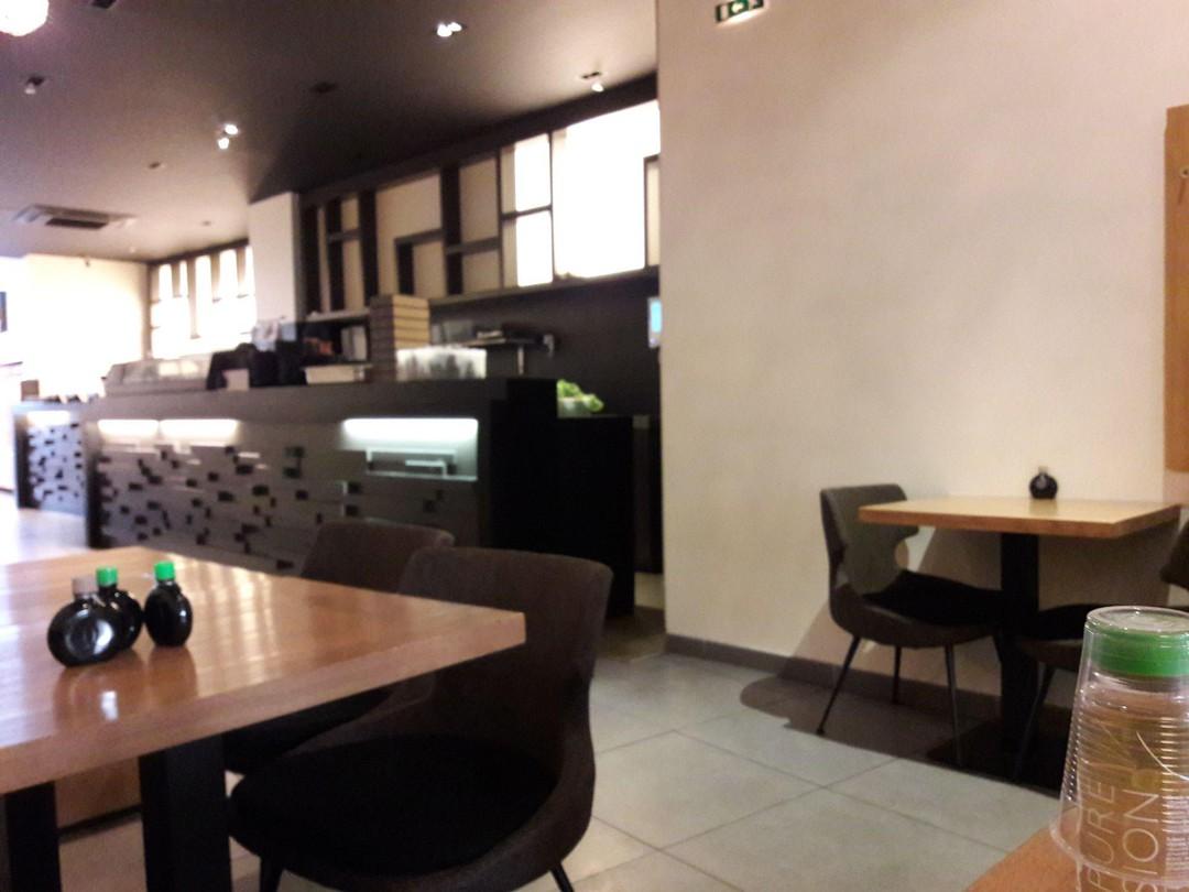 Foto vom 14. November 2017 12:26, Sushi Shop Angers, 39 Rue Plantagenêt, 49100 Angers, Frankreich