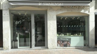Photo du 25 septembre 2017 10:50, Swarovski, 12 Rue Carnot, 74000 Annecy, France