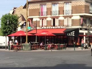 Foto del 22 de junio de 2017 9:07, Tabac brasserie le rond point, 39 Avenue Edouard Vaillant, 92150 Suresnes, Frankreich