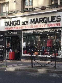 Foto vom 16. Oktober 2017 13:30, Tango des Marques, 77 Rue Pelleport, 75020 Paris, France