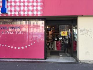 Photo du 21 septembre 2017 12:57, Tati, 172/174 Rue du Temple, 75003 Paris, France