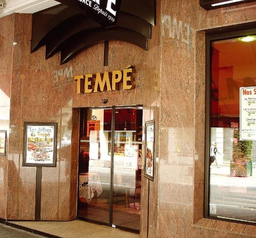 Foto del 5 de febrero de 2016 18:50, Tempé, 28 Rue du Sauvage, 68100 Mulhouse, Francia