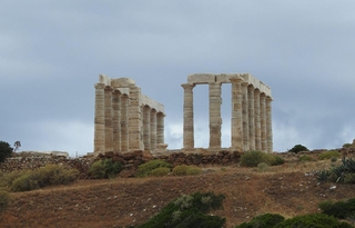 Photo of the May 18, 2017 10:00 AM, Temple Of Poseidon, Cape Sounio, Sounio 195 00