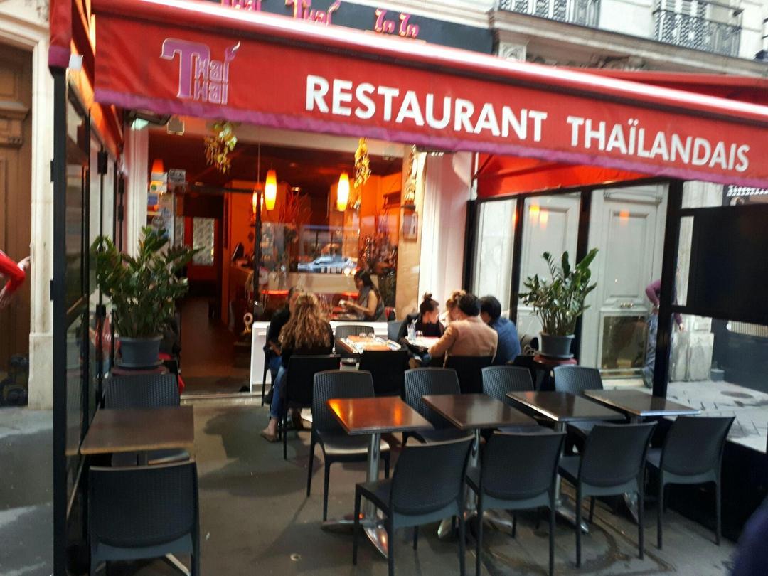 Photo du 6 juin 2017 13:32, Thai Thai, 30 Boulevard Haussmann, 75009 Paris, France