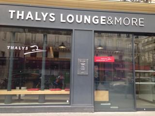 Foto vom 12. Juni 2018 14:38, Thalys Lounge&More, 22 Rue de Dunkerque, 75010 Paris, France