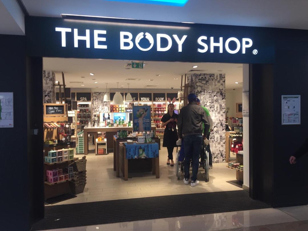 Foto vom 6. Juni 2017 13:14, The Body Shop, 107 Rue Saint-Lazare, 75009 Paris, France
