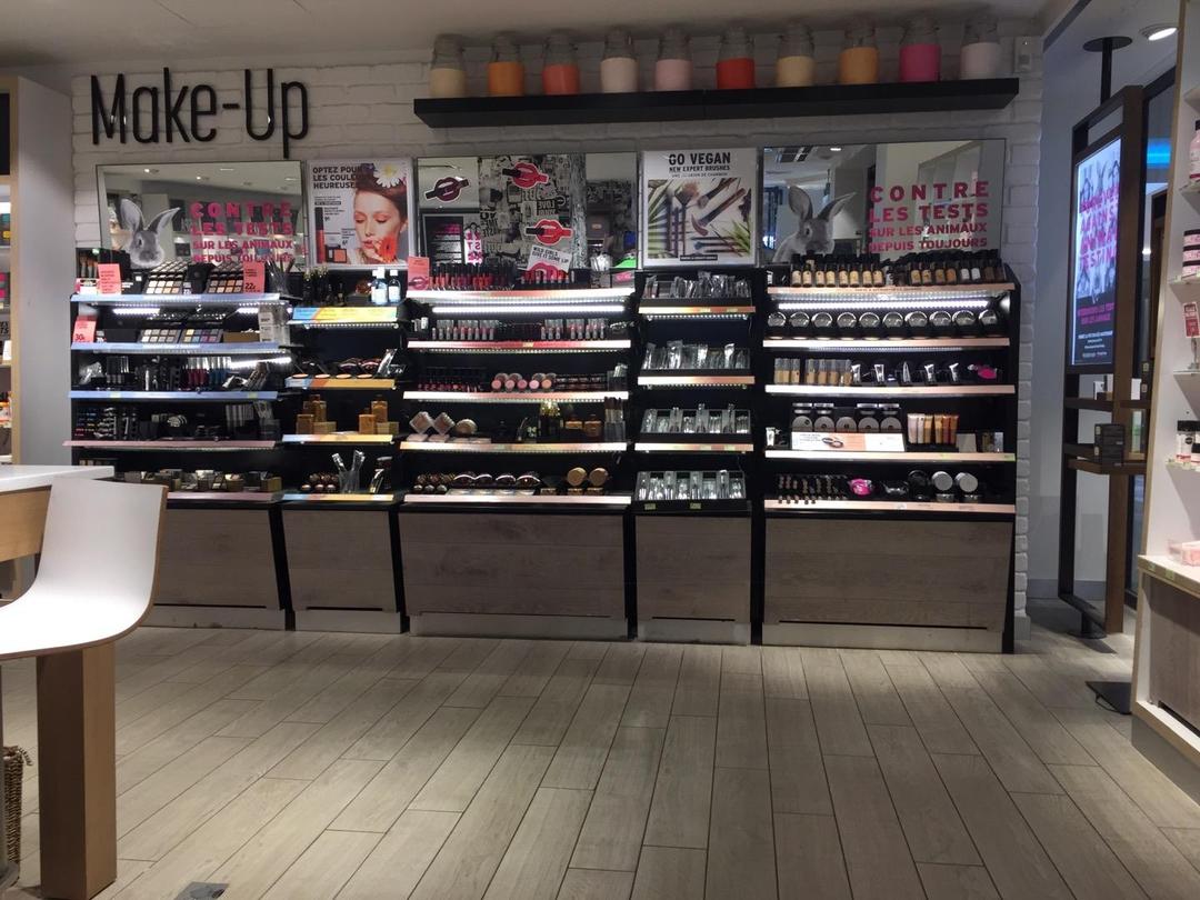 Photo of the June 6, 2017 1:14 PM, The Body Shop, 96 Rue de Provence, 75009 Paris, France