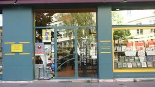 Photo du 13 avril 2018 09:02, La Librairie Du Tramway, 92 Rue Moncey, 69003 Lyon 03, France