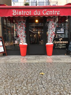 Foto del 7 de diciembre de 2017 10:20, Le Bistrot du Centre, 131 Rue Saint-Martin, 75004 Paris, France