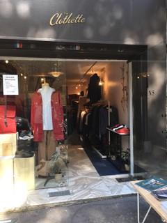 Photo du 21 septembre 2017 13:27, The Clothette - Spécialiste RAINS, 12 Rue Dupetit-Thouars, 75003 Paris, France