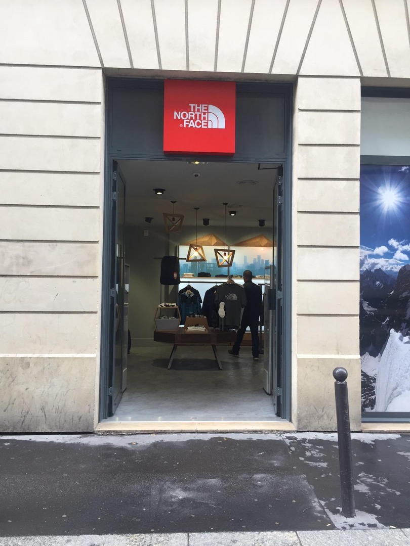 Photo of the June 6, 2017 2:15 PM, The North Face, 22 Rue Joubert, 75009 Paris, France