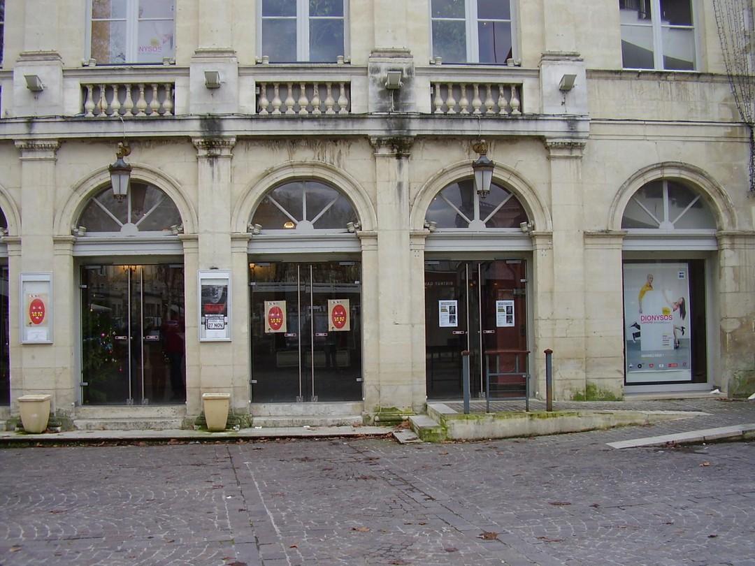 Photo du 1 juillet 2018 15:27, Théâtre de Cahors, Place François-Mitterrand 46000 Cahors, 46000 Cahors, France