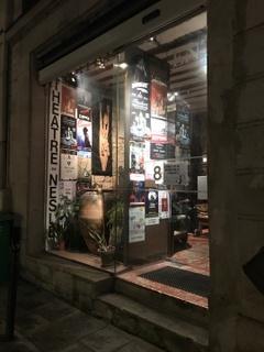 Foto vom 4. März 2017 23:09, Théâtre de Nesle, 8 Rue de Nesle, 75006 Paris, Francia