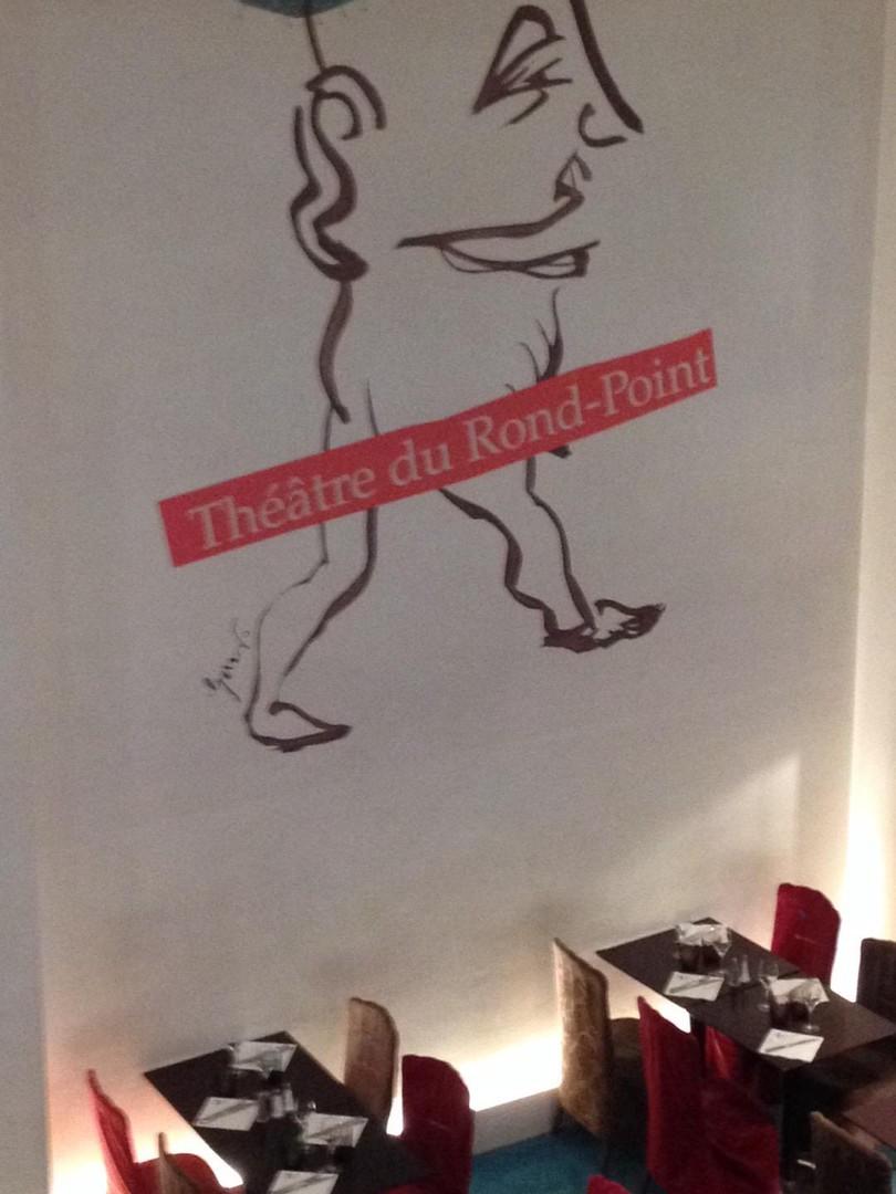 Foto vom 31. Dezember 2017 15:50, Théâtre du Rond-Point, 2Bis Avenue Franklin Delano Roosevelt, 75008 Paris, France