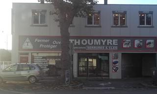 Photo of the November 18, 2017 3:21 PM, Thoumyre - Picard Serrures - Rouen, 51 Avenue de Caen, 76100 Rouen, Francia