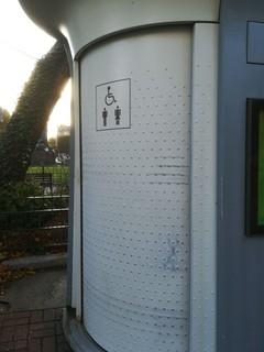 Photo of the October 22, 2017 3:39 PM, Toilettes Publiques, 3 Place Richebé, 59800 Lille, France