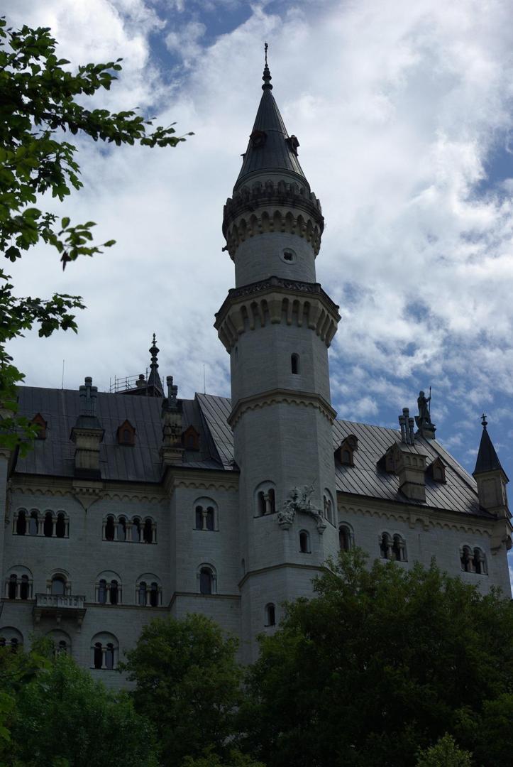 Monument - Neuschwanstein Castle , Schwangau