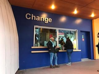 Foto vom 3. März 2017 17:01, Travelex Disney, Disney Village, 77700 Marne-la-Vallée, Francia