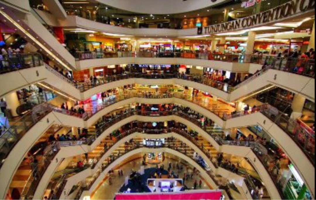 Image result for shopping surabaya