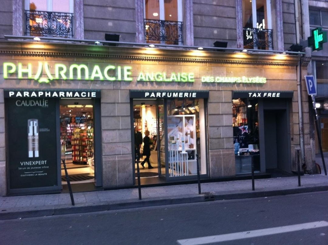 Pharmacy - Pharmacie Anglaise , Paris