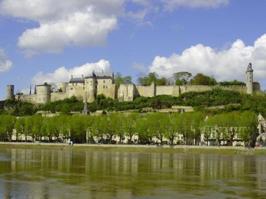 National Park - Forteresse Royale de Chinon , Chinon