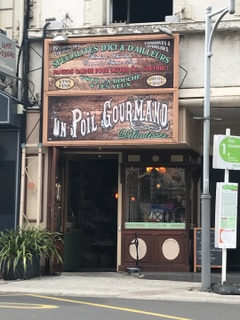 Foto vom 22. März 2017 15:30, Un Poil Gourmand, 3 Rue Georges Clemenceau, 50400 Granville, Francia