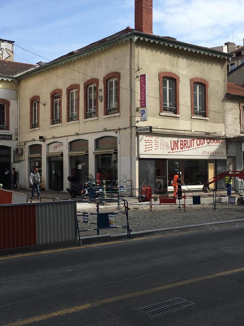 Foto vom 7. September 2017 08:45, Un bruit qui court, 273 Cours Lafayette, 69006 Lyon, Frankreich