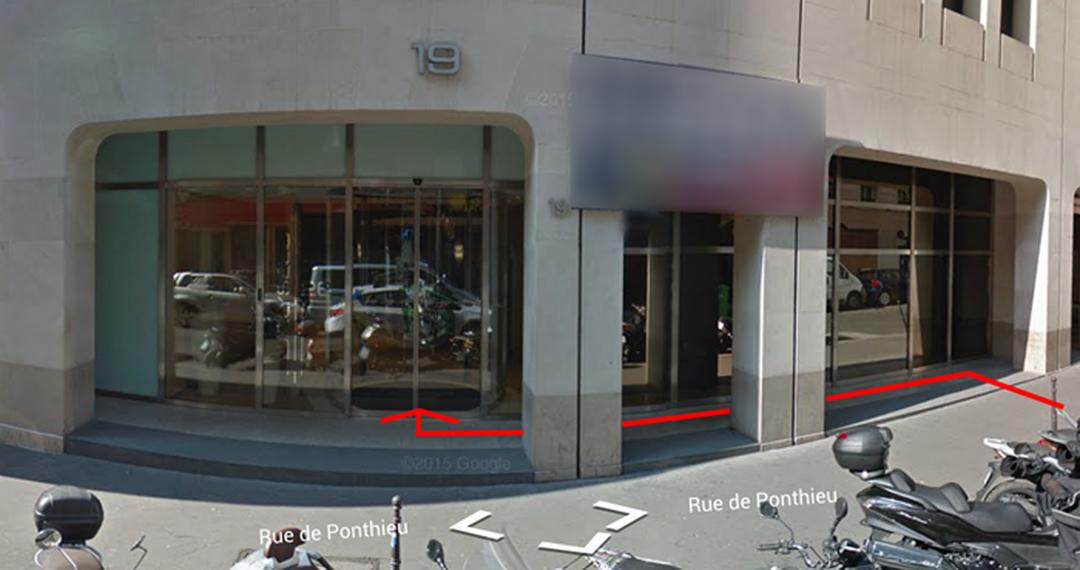 Foto del 5 de febrero de 2016 18:57, Visa Handling Services, 19 Rue de Ponthieu, 75008 Paris, Francia