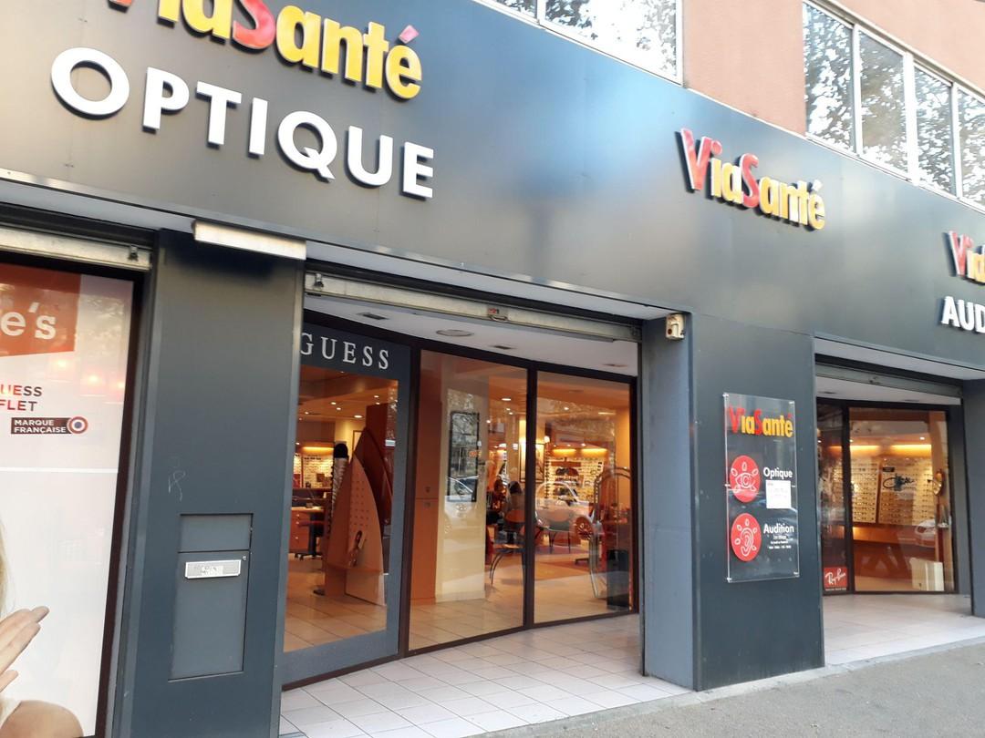 Foto del 18 de noviembre de 2017 14:52, VIASANTÉ Optique, 7 Boulevard Georges Clemenceau, 66000 Perpignan, Francia